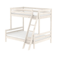 Flexa Family Stockbett Whitewash