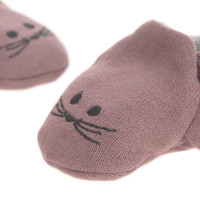 Laessig Little Chums Pantoffeln Mouse Newborn