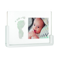Baby Art Transparenter Fotorahmen Crystal