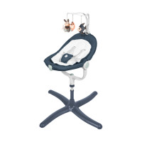 Chicco Polly Magic Relax Kinderstuhl Relax Graphite