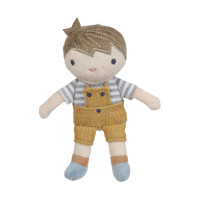 Little Dutch Kuschelpuppe Jim 10 cm