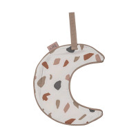 Witlof For Kids Once Upon Schnullertüchlein Hazel Brown / Off White