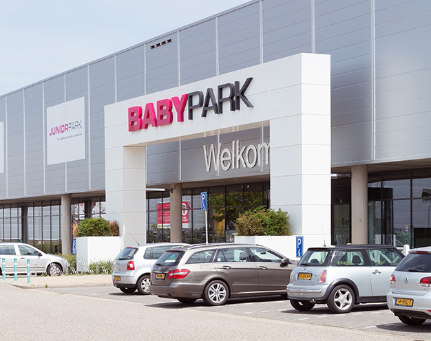 Babypark Fachmärkte
